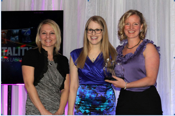 Adventure Canada's award Cruise Vision from Hospitality Newfoundland & Labrador