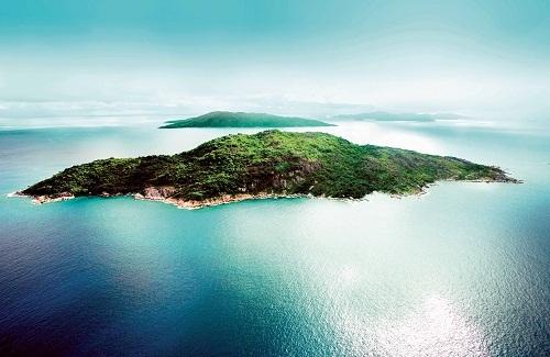 L'île privée de Félicité est situé à 55 km au Nord-Est de Mahé - Photo DR