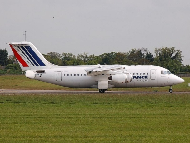 A new case of undeclared work with CityJet - Photo DR