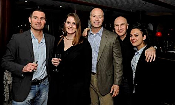 Photo caption : from left to right: Charles Julien, Jetset/Equinoxiales, Julie Morin, Voyageurs du Monde, Brandon Reed, Graceland Wedding Chapel, David Chaumeil, Maison des Etats-Unis and Virginie Gines, Compagnie des Etats-Unis.