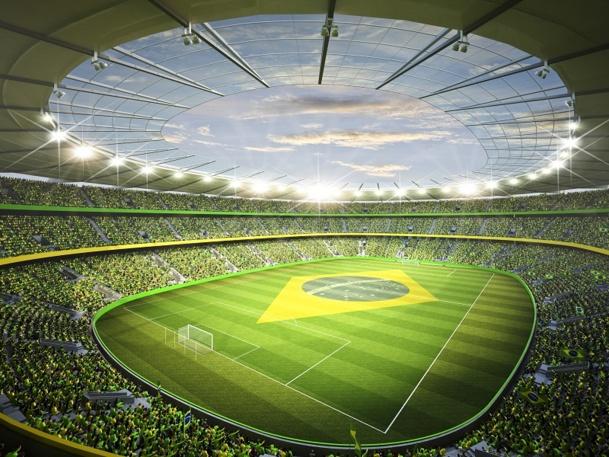 Il ne reste plus beaucoup de places disponibles pour partir au Brésil supporter l'Equipe de France pendant la Coupe du Monde 2014 au Brésil - DR : © KB3 - Fotolia.com
