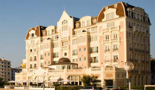 Le Grand Hôtel Loreamar & Thalasso de Saint-Jean-de-Luz fermé jusqu'au 31 mars