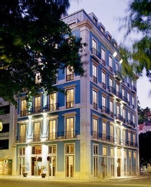 Portugal : l'Hôtel Heritage Av Liberdade élu l'un des meilleurs hôtels au monde
