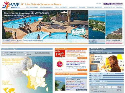 VVF Vacances acquiert 7 sites auprès d'AG2R