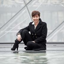 Anne Yannic est la Présidente-Directrice Générale de CityVision - Photo DR