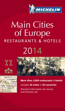 Greece : New two-star restaurant in Athens in the Michelin guide Main Cities of Europe 2014