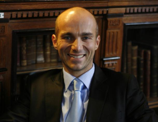 Thomas Desplanques, le directeur de l'IFTM Top Resa