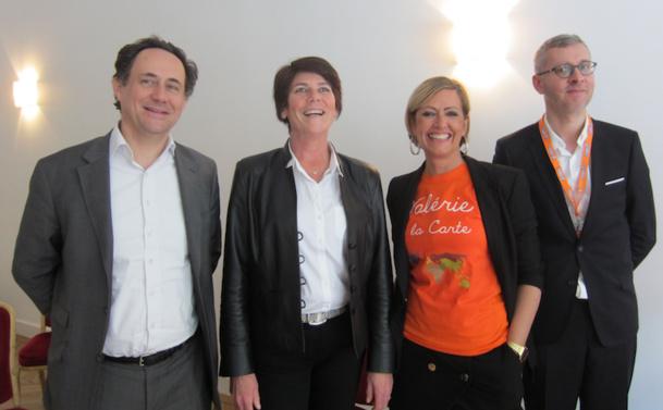 L'équipe de Selectour Afat en charge de la plateforme HIP Réceptifs - Photo L.A.C.