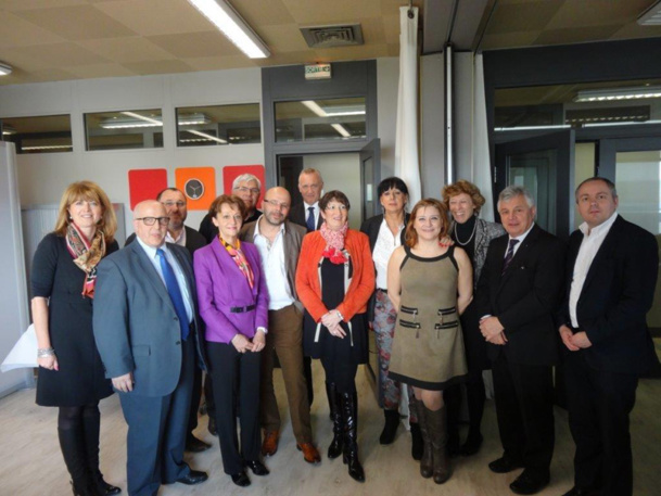 SNAV Grand Est : Françoise Revil élue Présidente