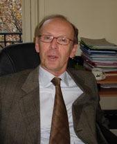 Guy Besnard est le Président de la Commission des Affaires Sociales et de la Formation du SNAV - Photo DR