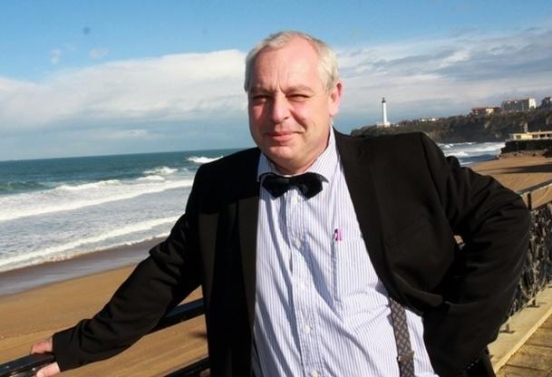 Franck Voragen, administrateur de l'APST, risque la radiation/ photo JDL