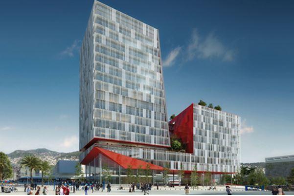 Deux nouveaux projets hôteliers autour de l'aéroport Nice Côte d'Azur