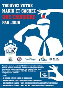 Salon Mondial du Tourisme : la CLIA France fait gagner des croisières !