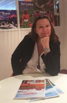 Valérie Graves, la directrice générale de la Française des Circuits - DR