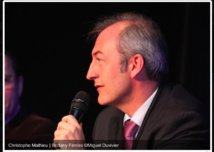 Christophe Mathieu, directeur de la stratégie de Brittany Ferries