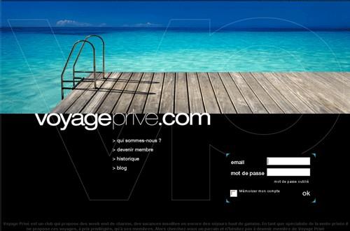 Voyageprive.com : bientôt le million de membres