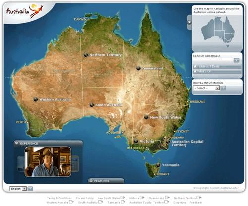 Australia.com affiche ses ambitions !