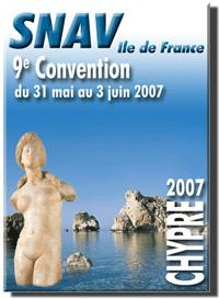SNAV Ile-de-France : 210 participants vont plancher Chypre