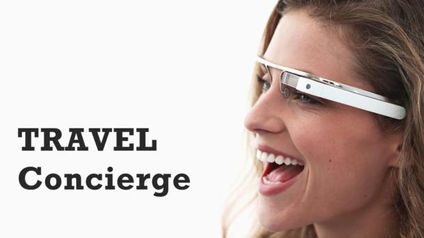 Google travaille d'ores et déjà sur la communication de l'appli qui va révolutionner le secteur du voyage en ligne /photo DR