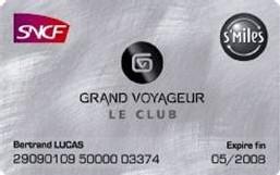 Un Club pour les très grands voyageurs de la SNCF