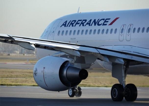 Il suffit d'appliquer les préceptes de Dard et la compagnie est sauvée. Je vous laisse l'écriture, cher Frédéric et si, de là où vous reposez, vous contemplez cette humanité, regardez la rire en vous lisant ! - DR : Christophe Leroux (Air France)