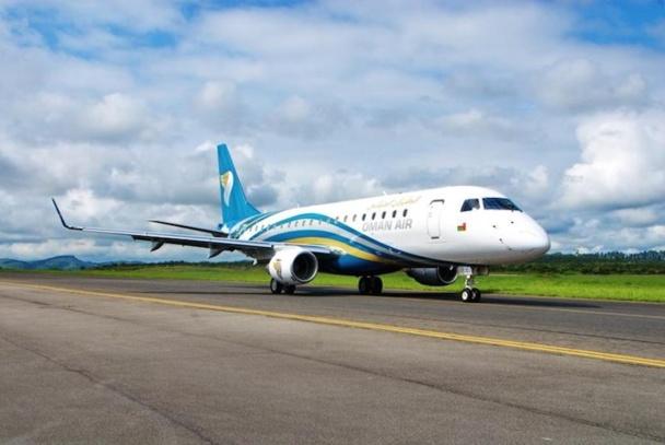 Omar Air souhaiterait un vol quotidien sur Paris. DR