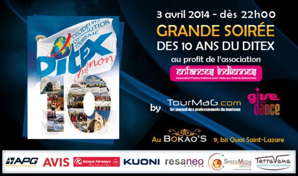 C'est parti pour la 10ème édition du DITEX !