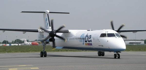 C'est Flybe qui opérera entre Rennes et Londres Southend à partir du 5 juin 2014 - Photo DR