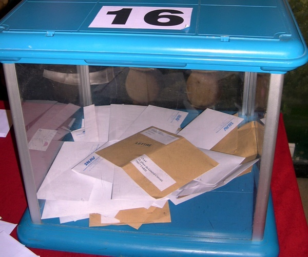 La case de l'Oncle Dom : élections Znaviennes... la démocratie, enfin, en marche !