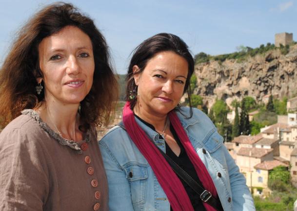 Il y a 2 ans, Valérie Vassal et Nathalie Brenkman ont décidé de créer leur propre agence réceptive, en plein cœur du Var, pour faire découvrir aux Français, comme aux étrangers, la Provence Authentique - DR : Terravana