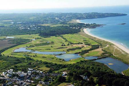Le golf de Rhuys Kerver proche du Miramar Crouesty