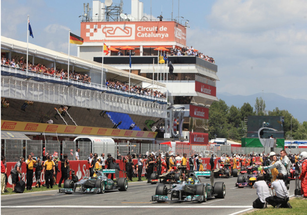 Grand Prix F1 : le circuit de Barcelona-Catalunya veut séduire les agences françaises !