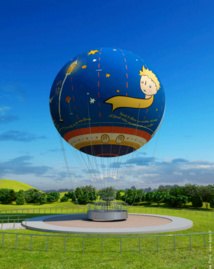 "Alsace region : The ""Little Prince Park"", will open its doors early July"