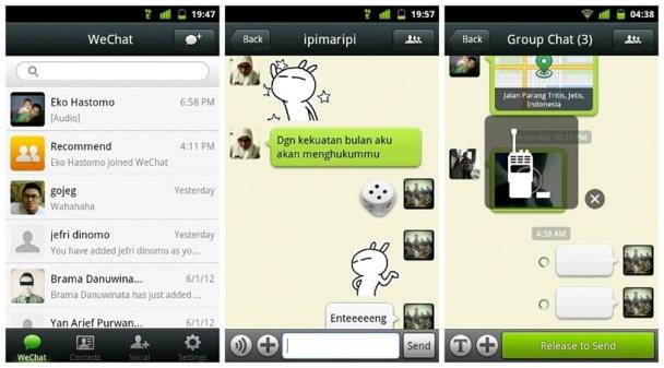 WeChat : l'achat de billet d'avion désormais possible en m-commerce
