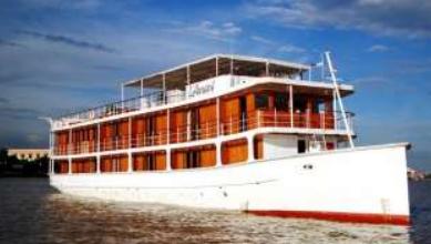 Le bateau l'Amant.