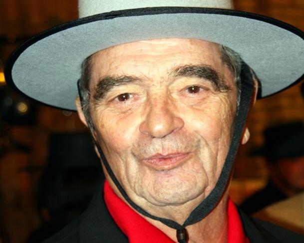 Regard pétillant de malice, cabot, la personnalité facétieuse de Georges Colson aura marqué les 10 dernières années à la tête du Syndicat. /photo JDL