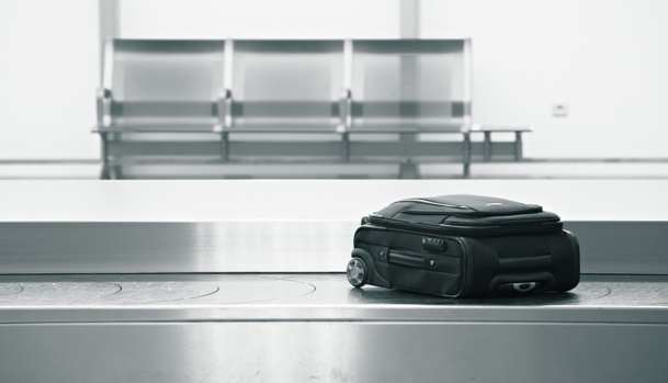 Chaque jour, plus de 82 000 bagages sont égarés dans le monde et 13% d'entre eux ne sont jamais retrouvés par leur propriétaire. Fotolia © chalabala