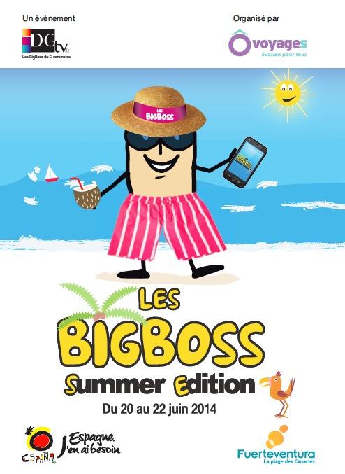 """E-commerce : les Big Boss à la mer, """"Du networking ciblé et un événement festif"""""""