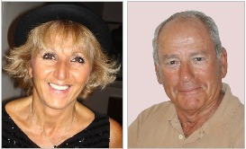Martine Larrossa-Torreguitard et Claude Briand sont nommés délégués de la délégation PACA/Languedoc-Roussillon de l'AFST - Photo DR