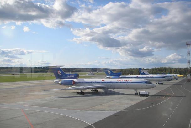 La liaison Nice - Minsk est assurée trois fois par semaine (lundi, jeudi et samedi) jusqu'au 25 octobre - DR