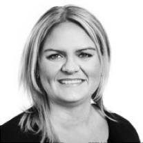 Inga Hlín Pálsdóttir est plus que satisfaite des chiffres de fréquentation de sa destination : l'Islande. DR