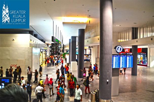 78 000 visiteurs ont découvert le nouveau terminal de KLIA2, le 27 avril dernier - DR : KLIA2