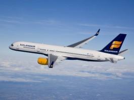 Icelandair. DR