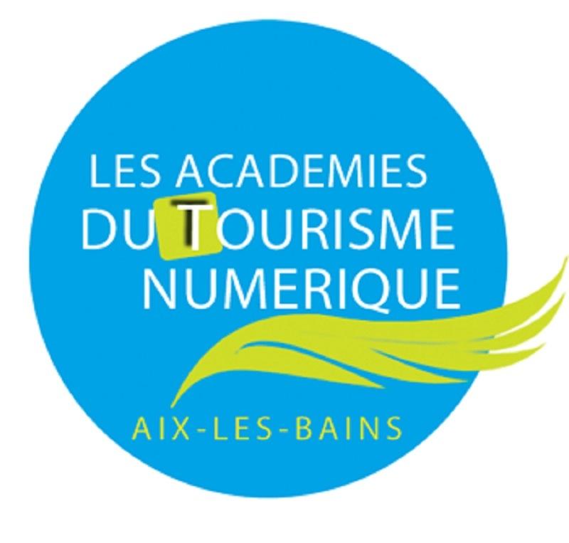 Les Académies du Tourisme Numérique, organisées par Atout France et Rhône-Alpes Tourisme, donnent rendez-vous aux professionnels du secteur les 5 et 6 juin 2014 à Aix-les-Bains - DR