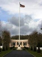 Cimetière américain d'Oise-Aisne. DR