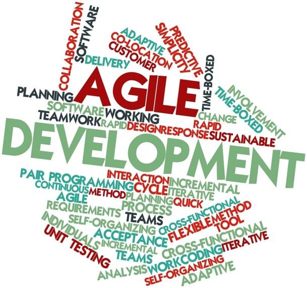 Si la méthode agile consiste initialement à mettre en place un projet de développement en informatique, elle s'applique aujourd'hui à divers types de projets en entreprise. © intheskies - Fotolia.com