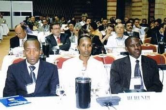 I - Hammamet : pays riches et émergeants confrontent expériences et stratégies