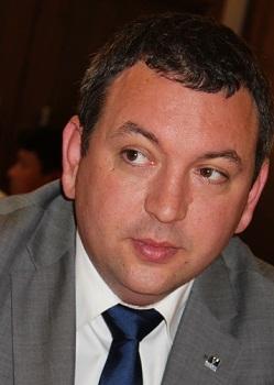 Benjamin Garcia a pris la direction académique de Vatel en décembre 2013 - Photo DR