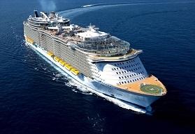 Un nouveau Sister Ship pour l'« Allure of the Seas ». DR