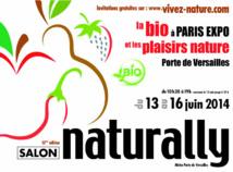 Naturally : le salon du bio et du bien-être se tiendra du 13 au 16 juin à Paris